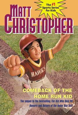 Comeback of the Home Run Kid By Christopher, Matt
