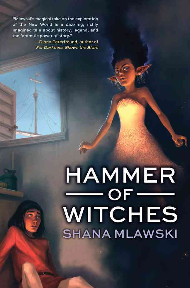 Hammer of Witches By Mlawski, Shana